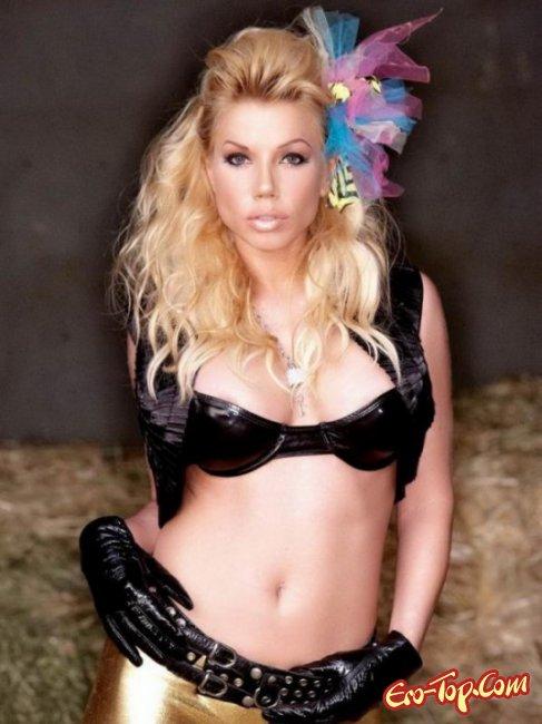 Очень красивая блондинка с большой грудью. Фото красивых блондинок